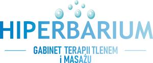 Logo HIPERBARIUM - Komora hiperbaryczna masaże żywiec